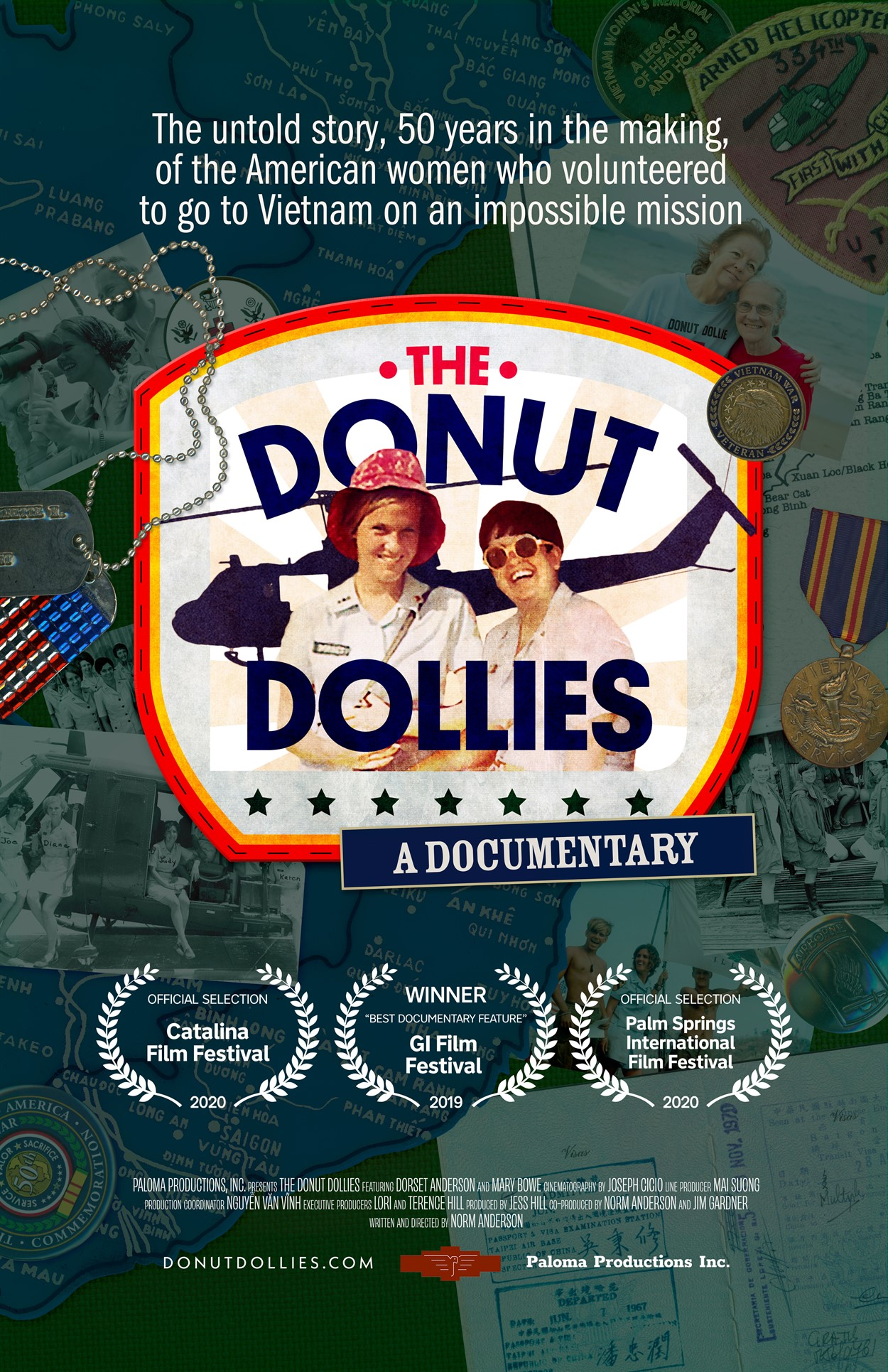 DRIVE IN\The-Donut-Dollies_Movie-Poster_Portrait-Layout.jpg