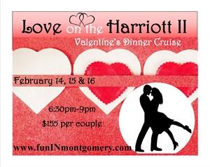 Harriott Ii Love On The Harriott Ii Valentine S Dinner Cruise