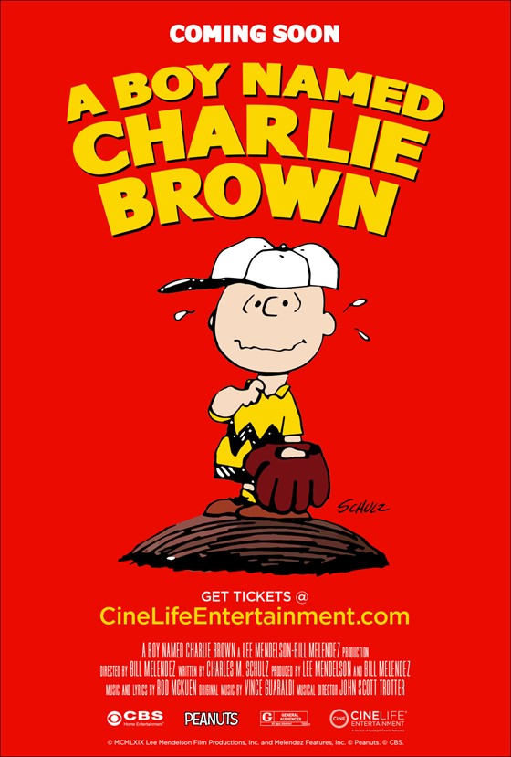 Osio Theater - A Boy Named Charlie Brown