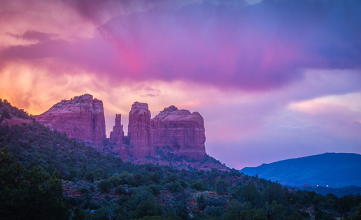 Red Earth Sky - Sedona Time-Lapse Vol 2